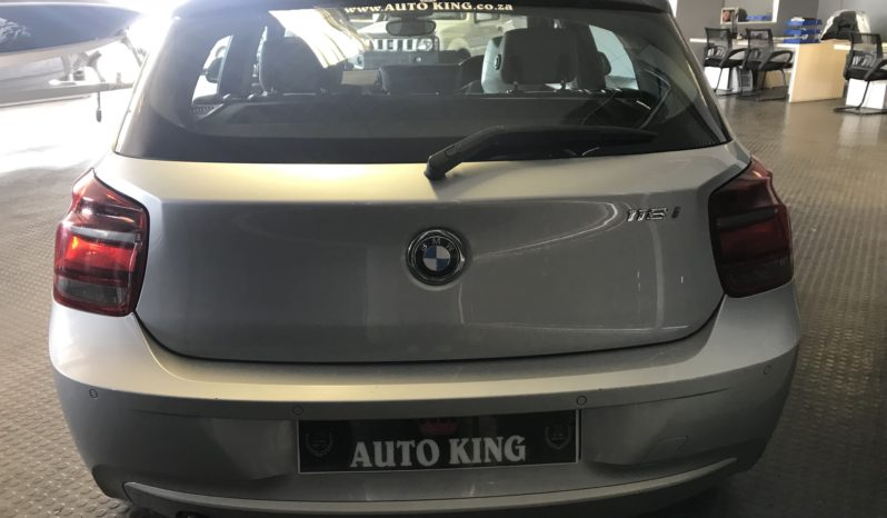 2012 BMW 118i Urban Line 5Dr A/T For Sale in Milnerton full