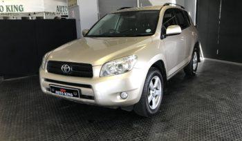 2006 Toyota Rava4 2.0 VX Auto For Sale in Milnerton full