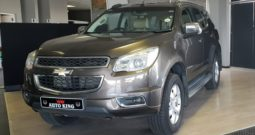 2013 Chevrolet Trailblazer 2.8 LTZ Automatic For Sale in Milnerton