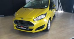 2013 Ford Fiesta 1.4 Ambiente 5Dr For Sale in Milnerton