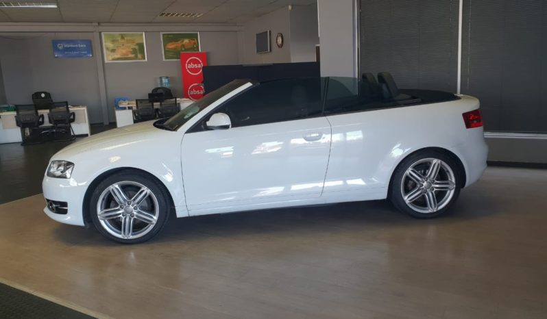 2013 Audi A3 1.8 FSi Cabriolet A/T For Sale in Milnerton full