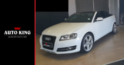 2013 Audi A3 1.8 FSi Cabriolet A/T For Sale in Milnerton