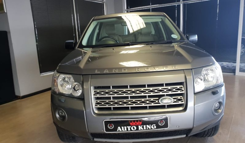 2010 Land Rover Freelander II 2.2 TD4 A/T For Sale in Milnerton full