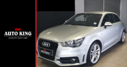 2011 Audi A1 S/Back 1.4T FSi AMB S Line S- Stronic For Sale in Milnerton