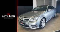 2013 Mercedes Benz C180 BE Coupe A/t For Sale in Milnerton