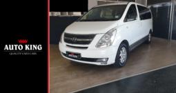 2010 Hyundai H-1 2.5 CRDI Wagon Automatic For Sale in Milnerton