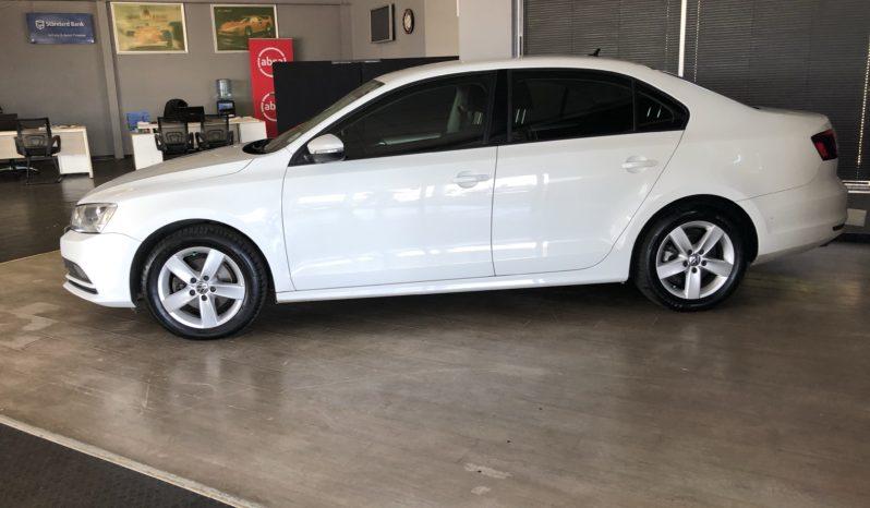 2015 Volkswagen Jetta GP 1.2 TSi Trendline For Sale in Milnerton full