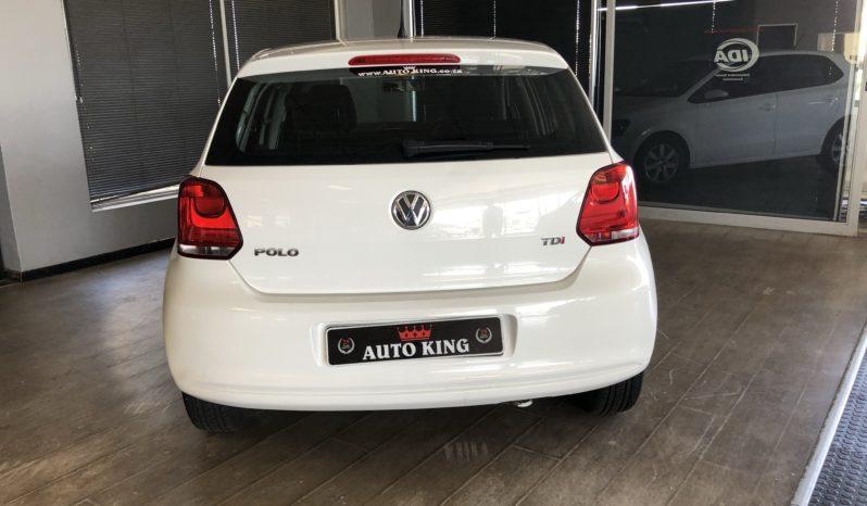 2013 Volkswagen Polo 1.6 TDi Comfortline For Sale in Milnerton full