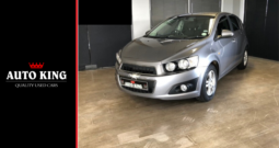 2012 Chevrolet Sonic 1.4 LS For Sale in Milnerton