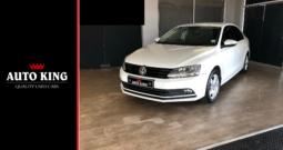 2015 Volkswagen Jetta GP 1.2 TSi Trendline For Sale in Milnerton